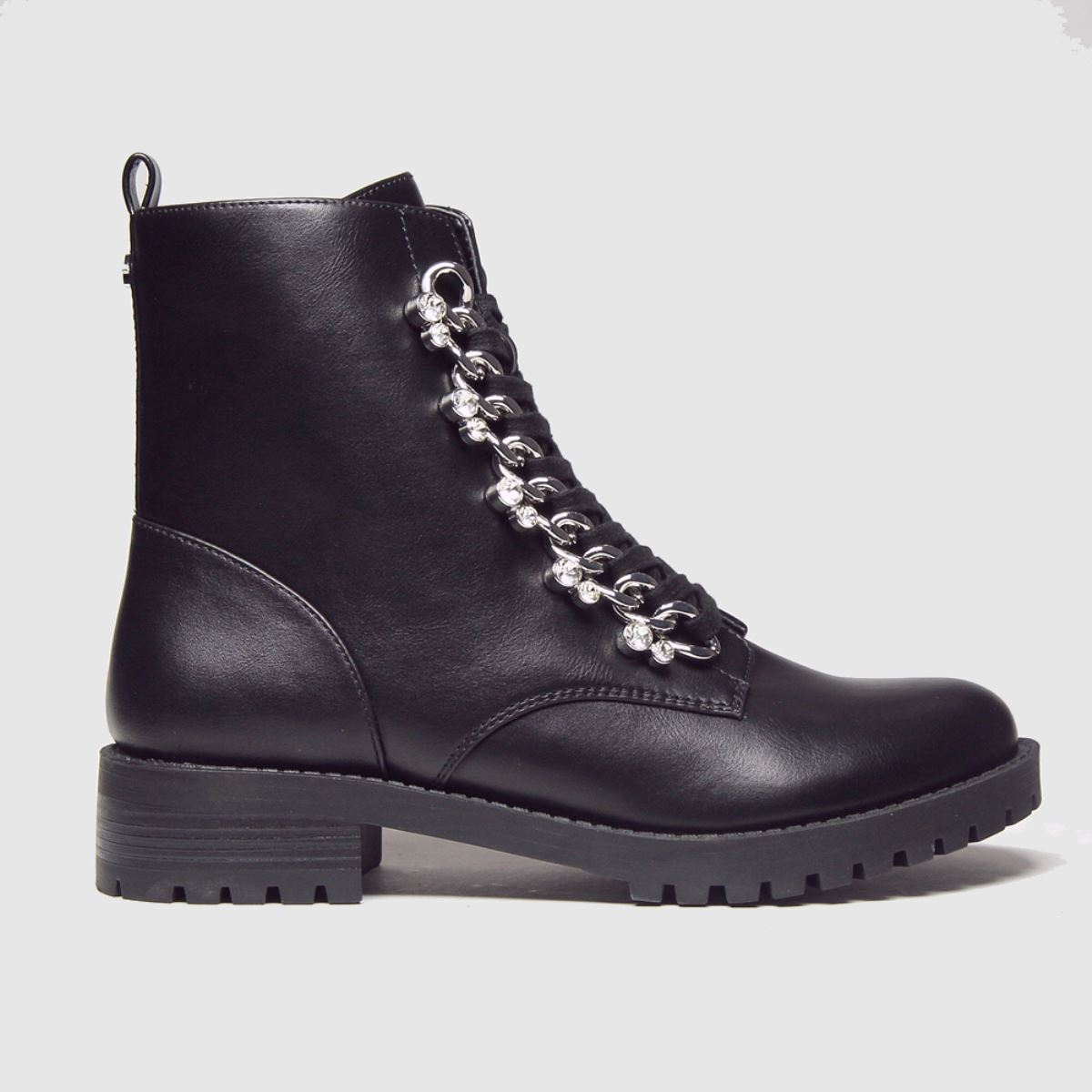 Guess Black Hinlee Boots