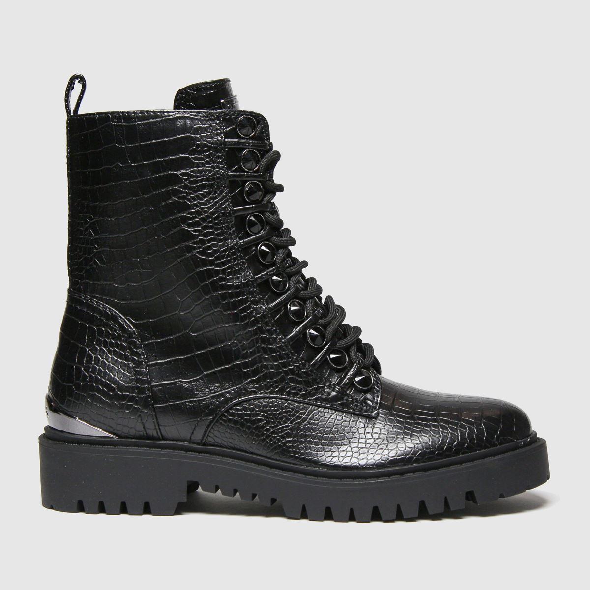 GUESS Black Oxana Boots