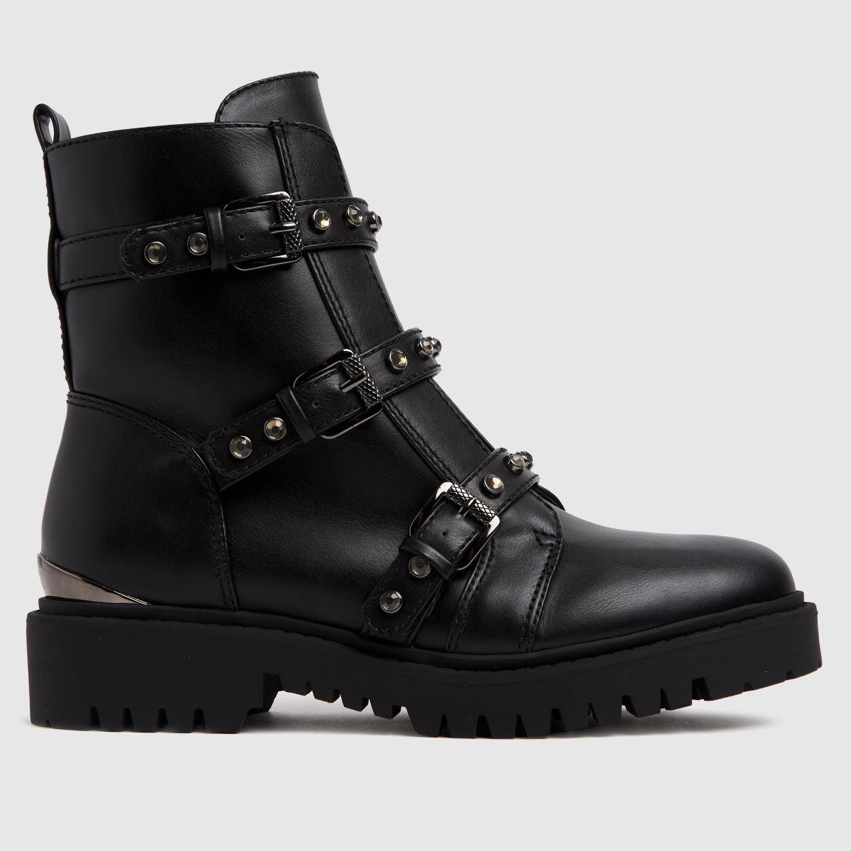 GUESS Black Ocea Boots