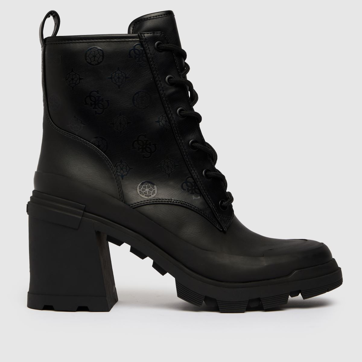 GUESS Black Renca Boots