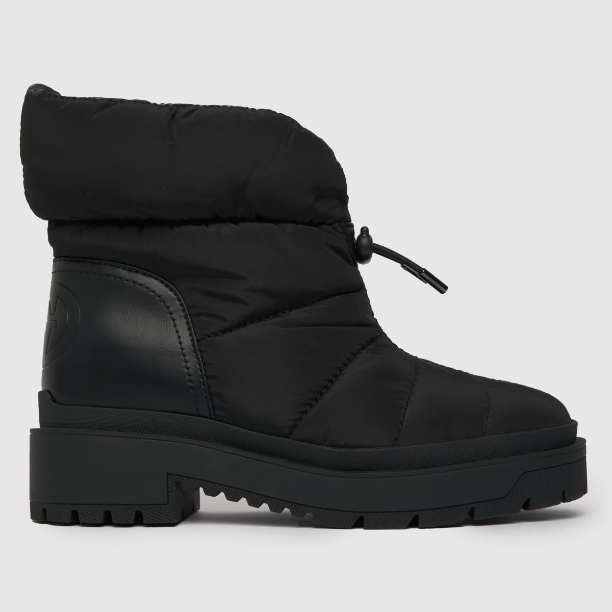GUESS Black Leeda Boot Boots