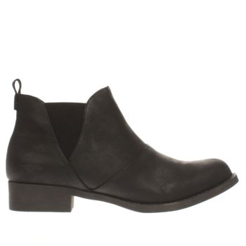 ROCKET DOG BLACK CASTELO BOOTS