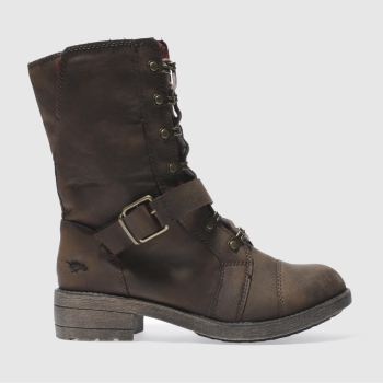 Rocket Dog Brown Tallie Womens Boots