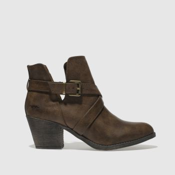 Rocket Dog Brown SASHA Boots