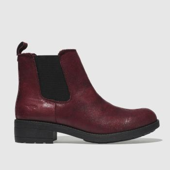 Rocket Dog Red TESSA Boots