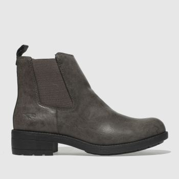 ROCKET DOG GREY TESSA BOOTS