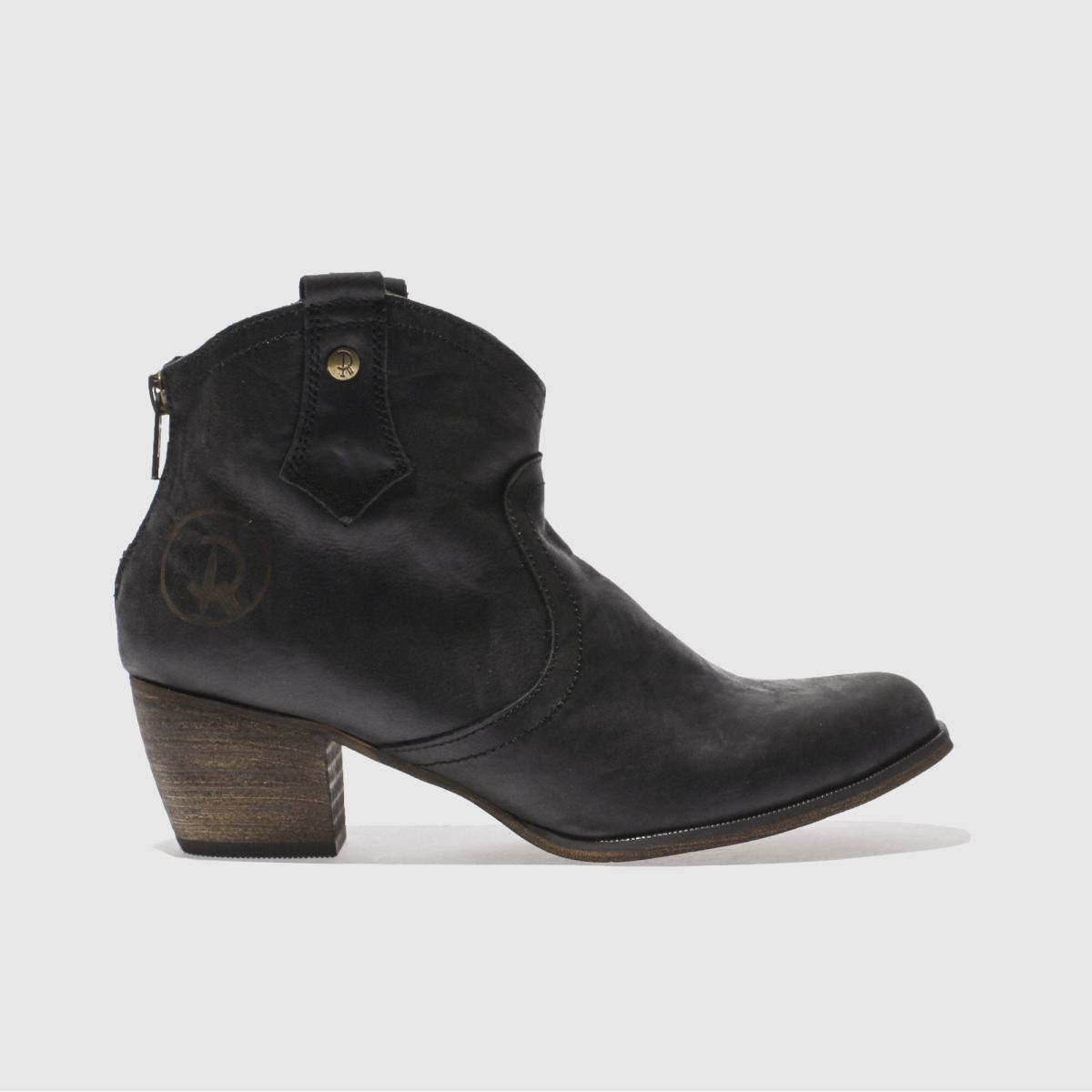 Red Or Dead Black Mountain Boots
