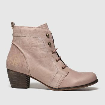 Red Or Dead Stone Exam Womens Boots