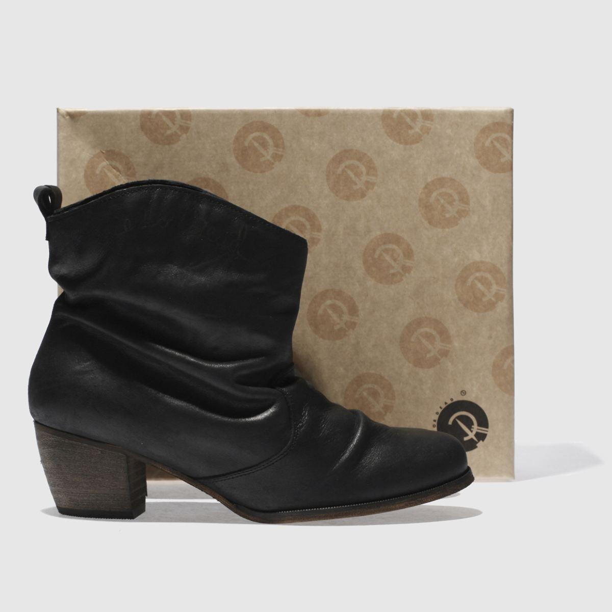 Damen Schwarz red or dead Austin Boots beliebte | schuh Gute Qualität beliebte Boots Schuhe 2f7b6f