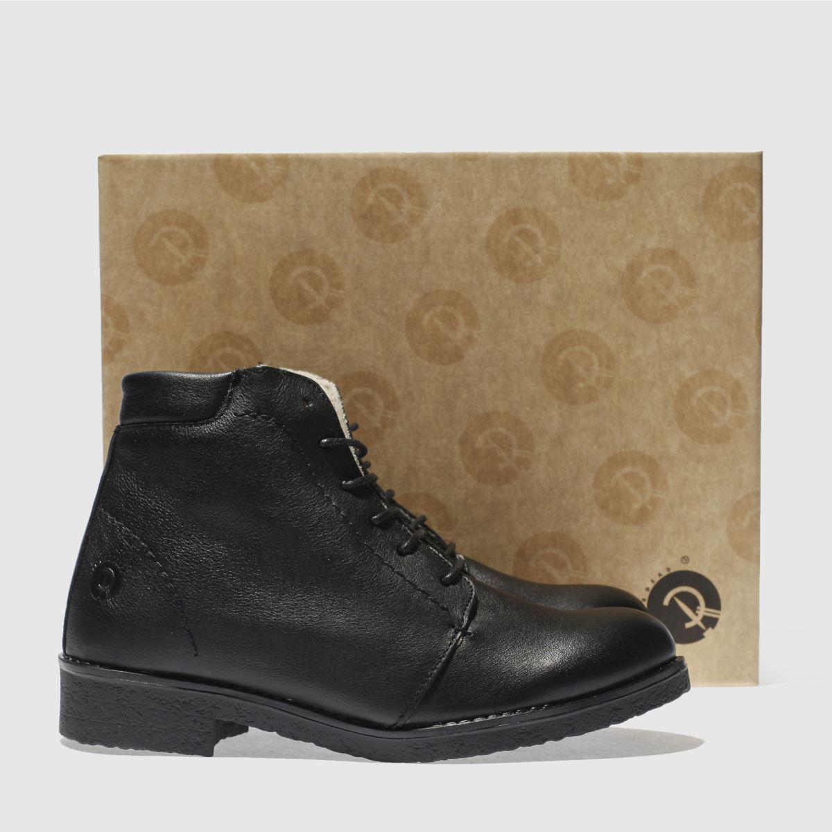 Damen Schwarz red or dead Gute Buck Boots | schuh Gute dead Qualität beliebte Schuhe 29426e