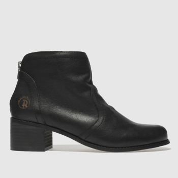 Red Or Dead Black Marfa Womens Boots