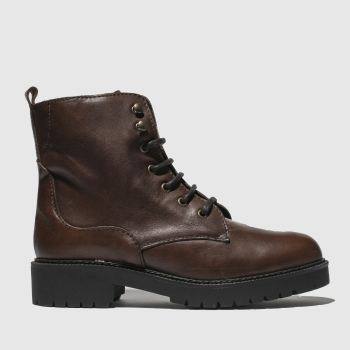 Red Or Dead Brown Alexios Womens Boots