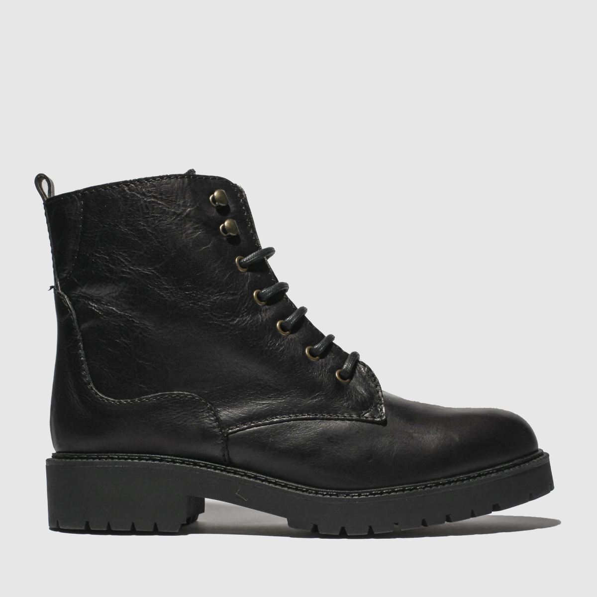 Red Or Dead Black Alexios Boots