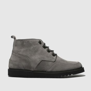 Red Or Dead Grey Calla Womens Boots