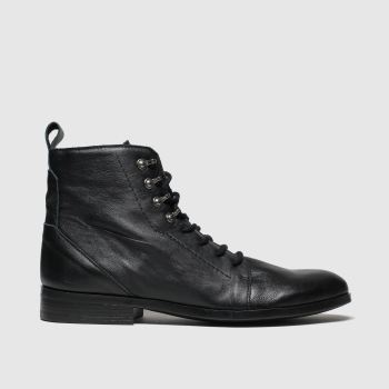 Red Or Dead Black Ryder Womens Boots