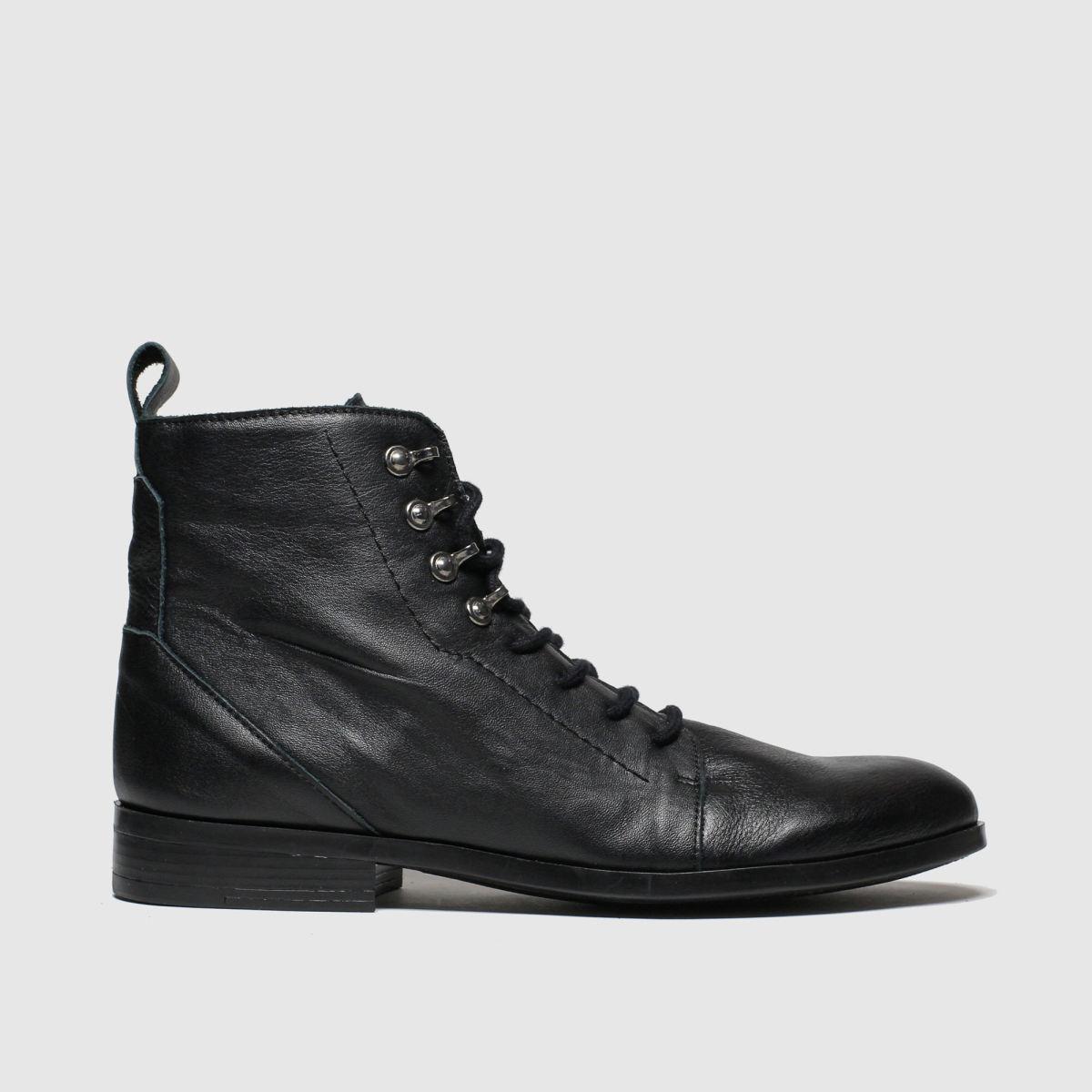 Red Or Dead Black Ryder Boots
