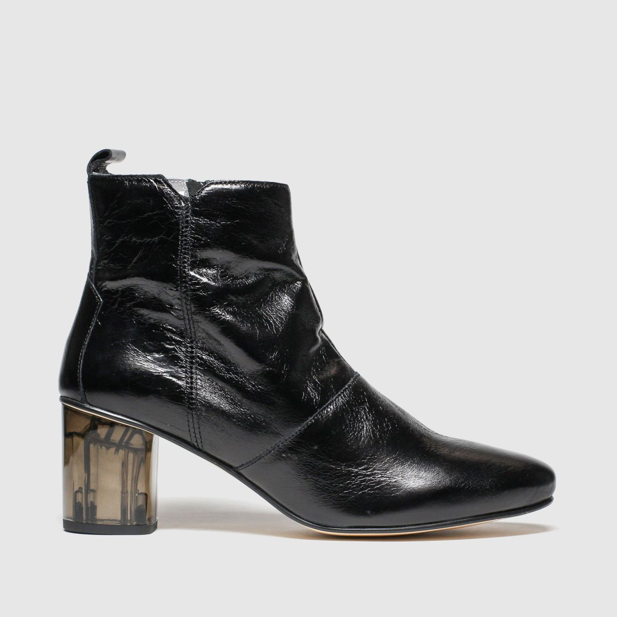 Red Or Dead Black Silas Boots