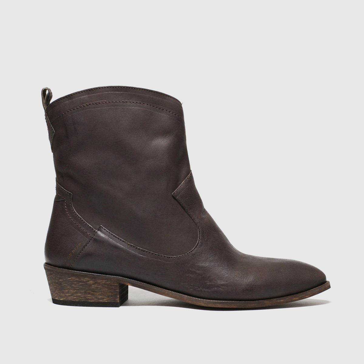 Red Or Dead Brown Sawyer Boots