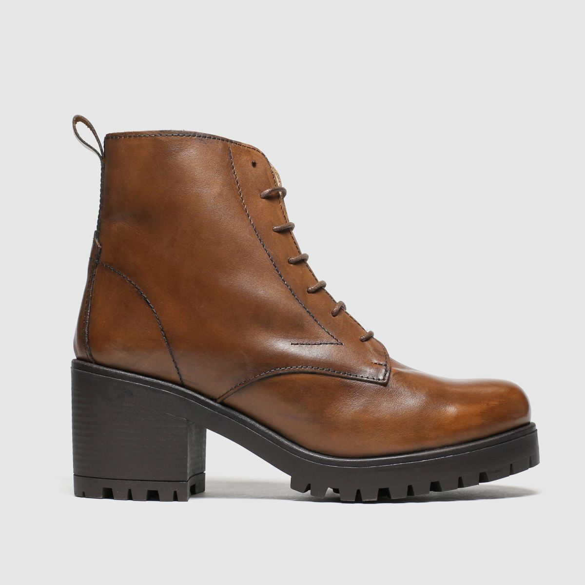 Red Or Dead Tan Carter Boots