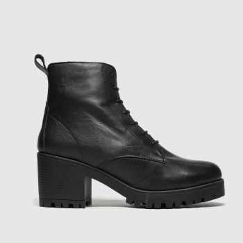 Red Or Dead Black Carter Womens Boots