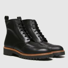 RED OR DEAD Robin Leather Brogue Lace Up 1