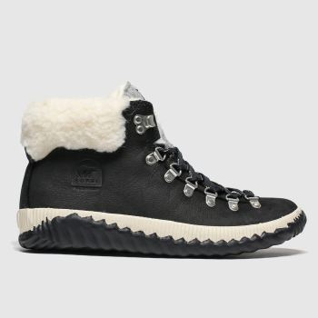 Sorel Black Out N About Plus Conquest Womens Boots