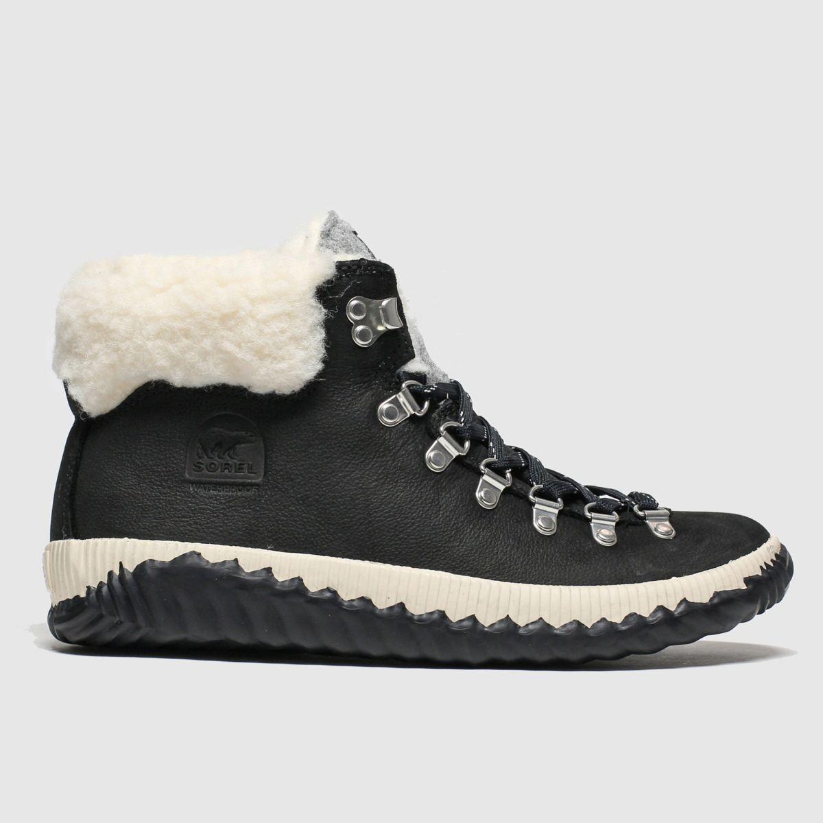 Sorel Black Out N About Plus Conquest Boots