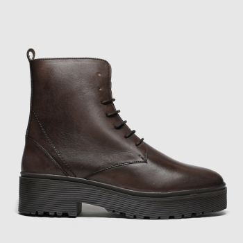 Red Or Dead Braun Marky Damen Boots