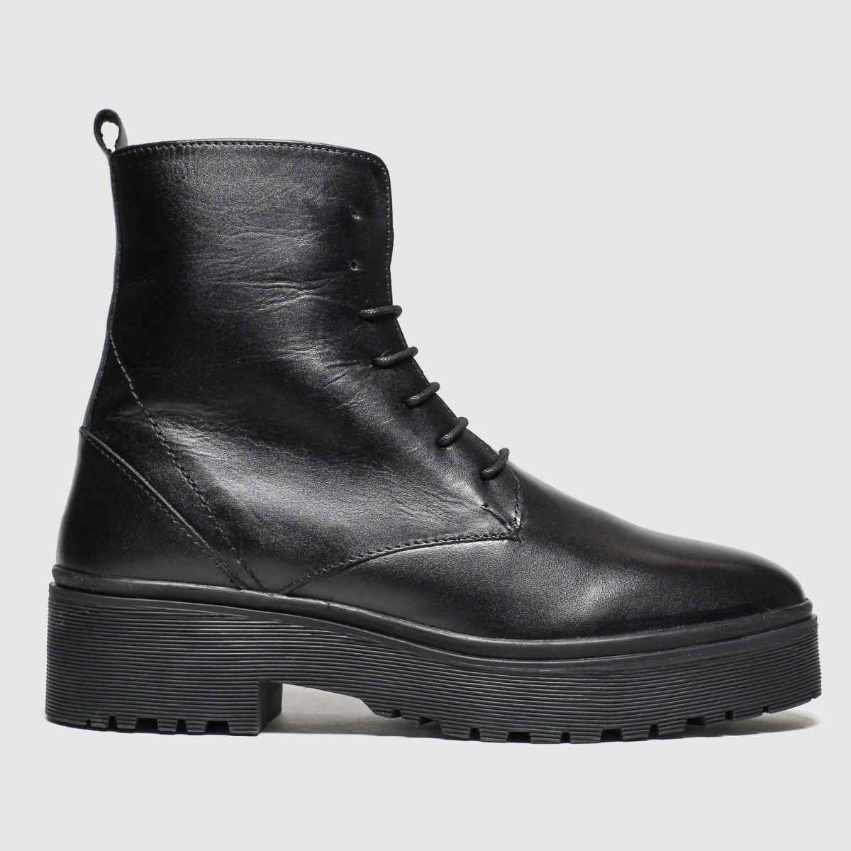 Red Or Dead Black Marky Boots