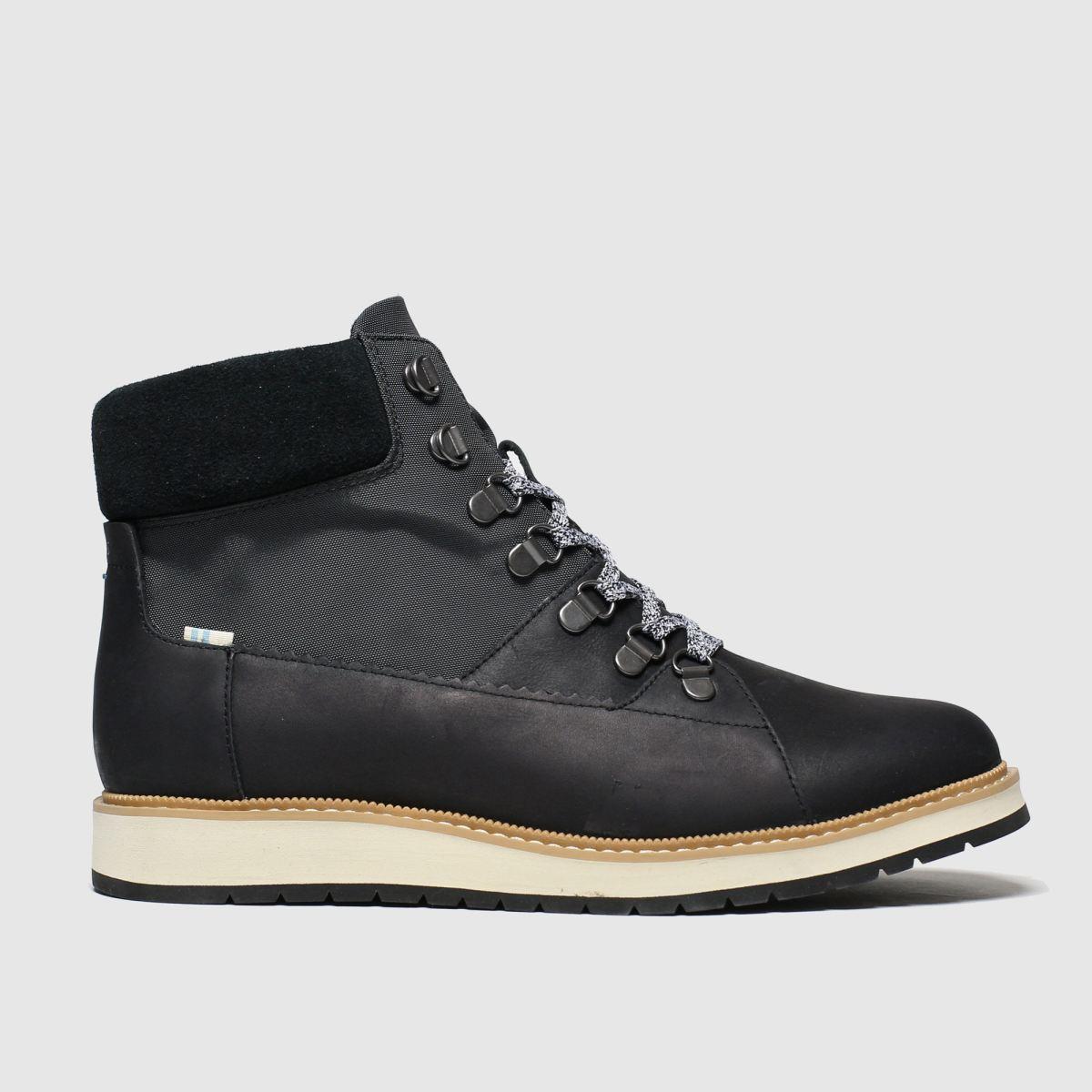 Toms Black Mesa Boots