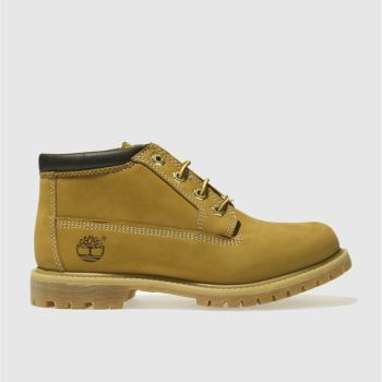 Timberland Natural Nellie Chukka Double Womens Boots#