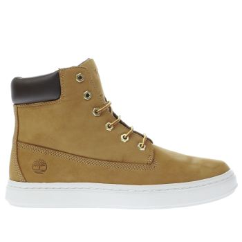 Timberland Tan Londyn Womens Boots
