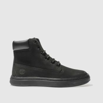Timberland Black Londyn Womens Boots