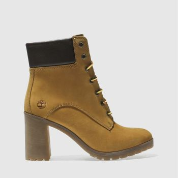 Timberland Tan Allington Womens Boots#