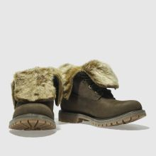 Timberland authentic faux folddown 1