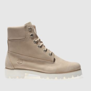 Timberland Natural HERITAGE LITE 6 INCH Boots