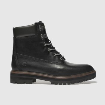 Timberland Schwarz London Square 6