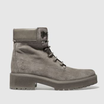 "Timberland Grey CARNABY COOL 6"" BOOT Boots"