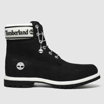 Timberland Black & White 6