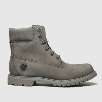 "Timberland Grey 6"" Icon Waterproof Boots"