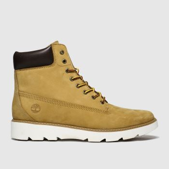 "Timberland Tan Keeley Field 6"" Boots"