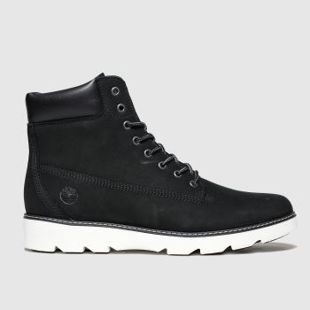 Timberland Black Keeley Field 6