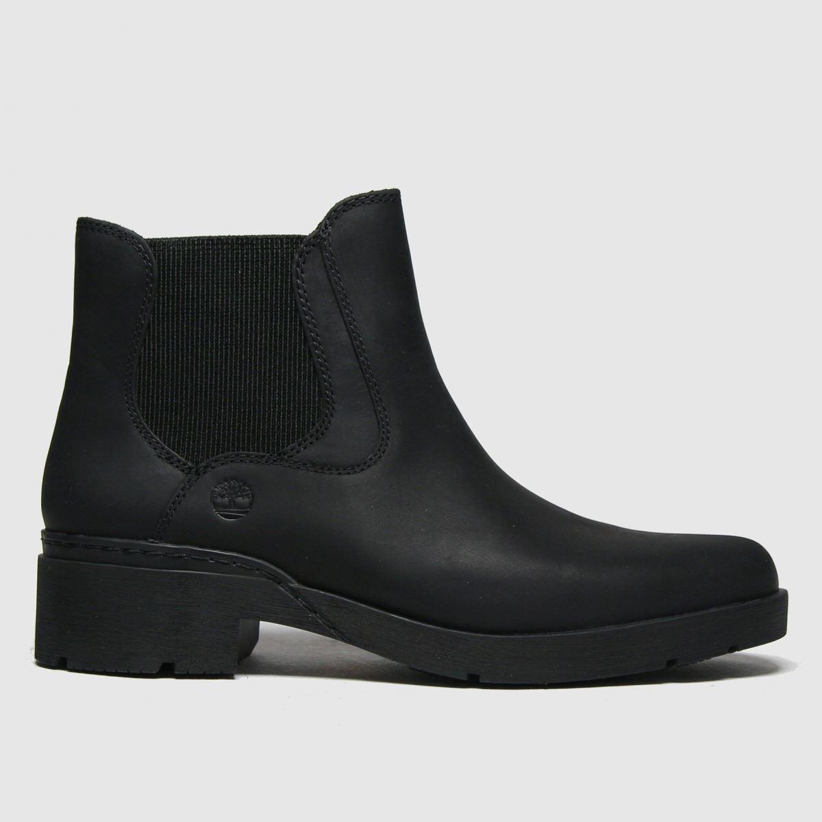 Timberland Black Graceyn Boots