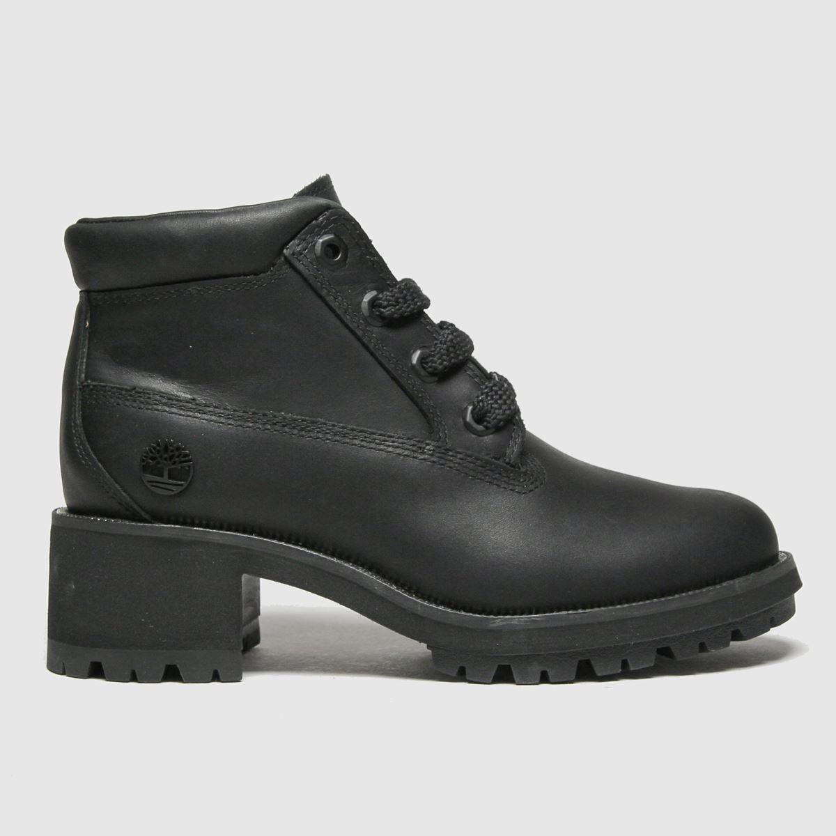Timberland Black Kinsley Nellie Glitz Boots
