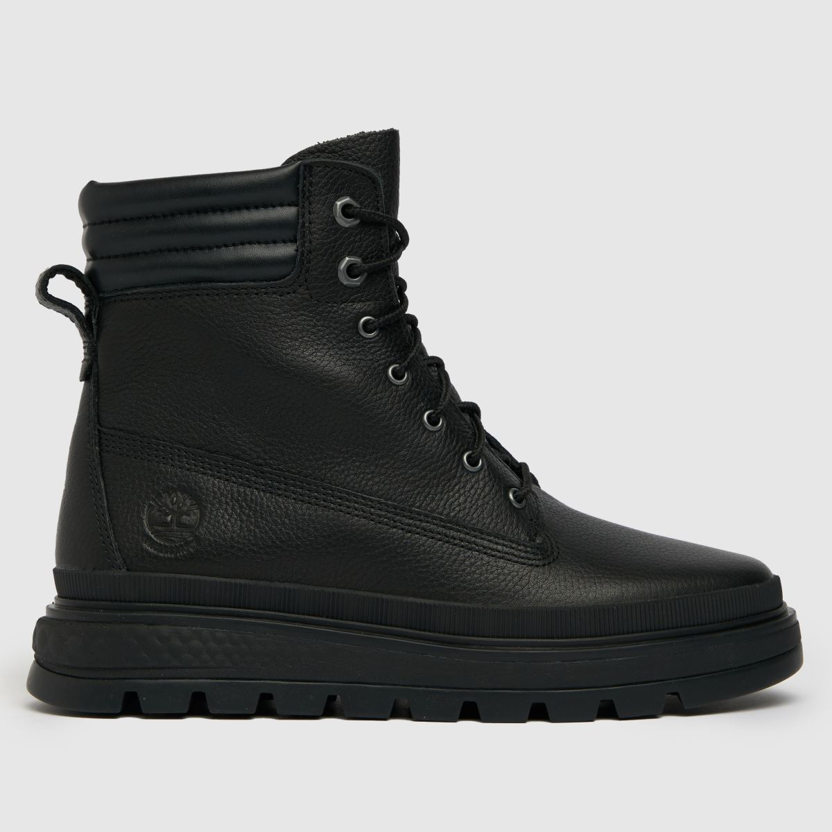 Timberland Black Ray City 6 In Wp Boot Boots