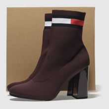 Tommy Hilfiger tj sock heeled boot 1