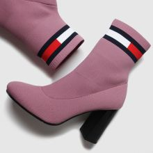 Tommy Hilfiger Sock Heeled 1