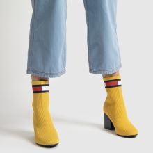Tommy Hilfiger Flag Sock Mid Heel 1