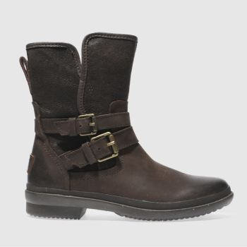 Ugg Brown Simmens Womens Boots