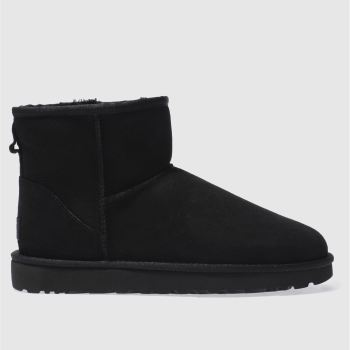 Ugg Black Classic Mini Ii c2namevalue::Womens Boots